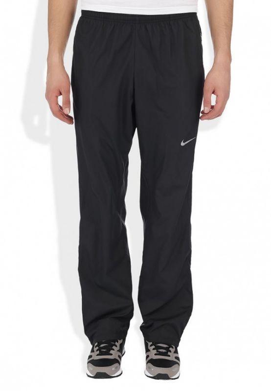 Мужские спортивные брюки Nike Racer Woven Pant (596167 010) черные