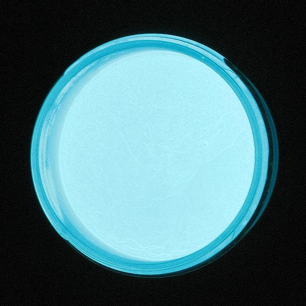 Power Glow Azure Neon Cветонакопительный пигмент лазурный неон 100 гр. пл. банка