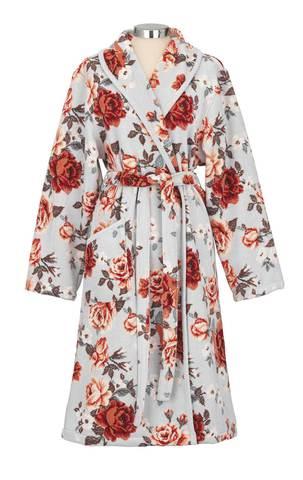 Элитный халат шенилловый Cinnamon Rose Colette от Feiler