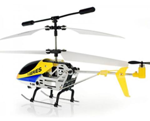 Радиоуправляемый вертолет MJX Thunderbird T38/T638 с гироскопом (код: T638)