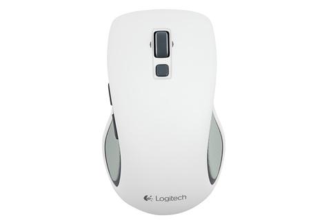 LOGITECH M560 White [92882]
