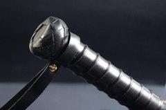 Плеть флоггер БДСМ «Толстый Витень-Битень»