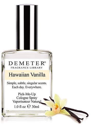Духи «Гавайская ваниль» от Demeter