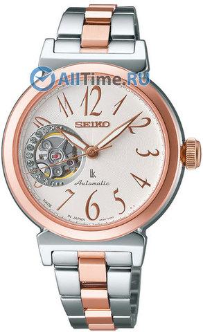 Купить Женские японские наручные часы Seiko SSA896J1 по доступной цене