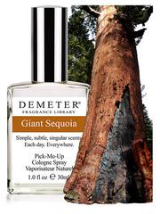 Духи «Гигантская секвойя» от Demeter