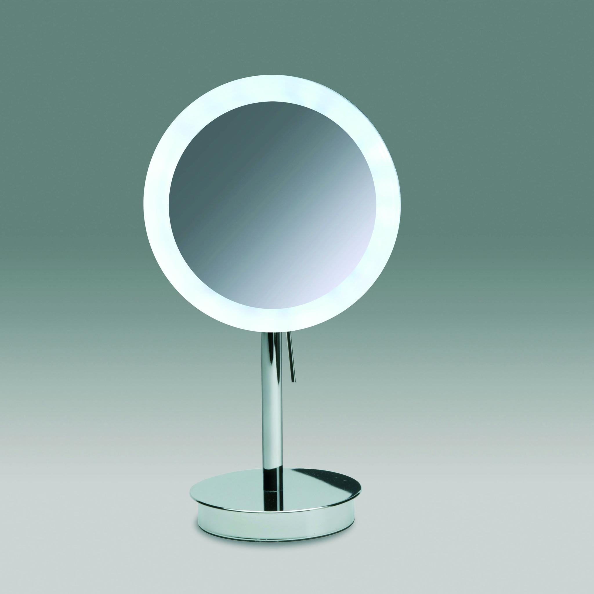 Элитное зеркало косметическое 99651CR 5X от Windisch