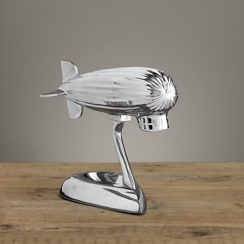 Статуэтки Статуэтка Зеппелин от Restoration Hardware statuetka-zeppelin-ot-eichholtz-gollandiya.jpg