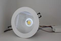 светодиодный потолочный  светильник 10-01 ( led on) - 5 ватт