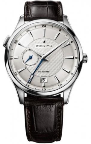 Купить Наручные часы Zenith 03.2130.682/02.C498 Captain по доступной цене