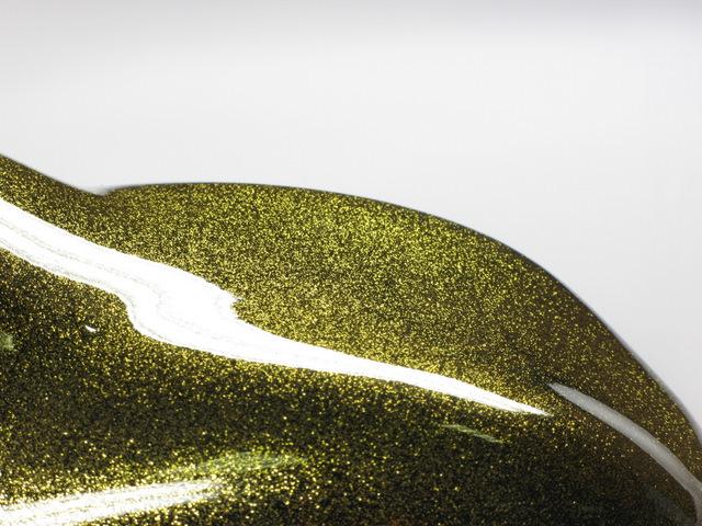 Краска Star Dust блестки Yellow / Желтый 200/200 мкр 50 гр