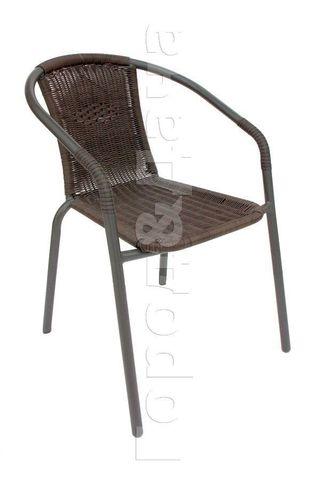 Кресло «Бари» из искусственного ротанга