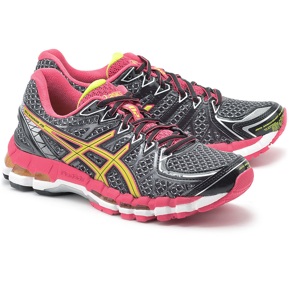 Asics Gel-Kayano 20 кроссовки для бега женские pink