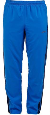 Брюки Asics Woven Track Pant Blue