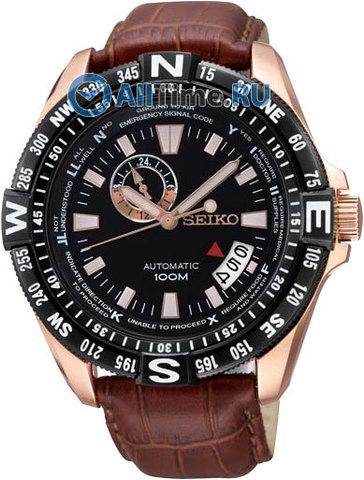Купить Мужские японские наручные часы Seiko SSA098K1 по доступной цене