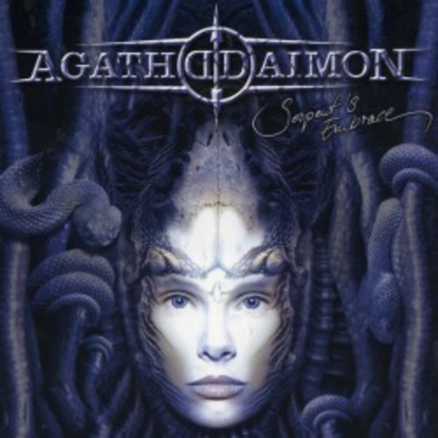 AGATHODAIMON   SERPENT'S EMBRACE +2 bonus tracks  2004