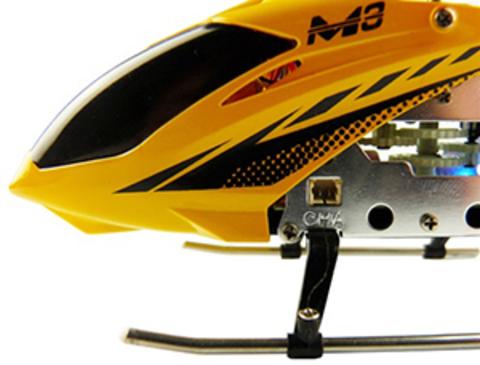 Радиоуправляемый вертолет Syma SkyTech M3 с гироскопом (код: SkyTech M3)