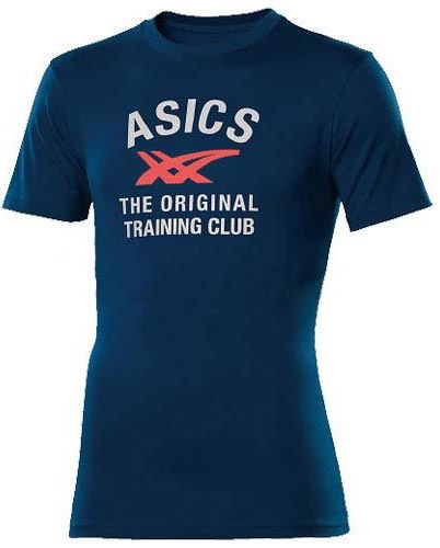 Футболка беговая мужская Asics SS Stripes Tee
