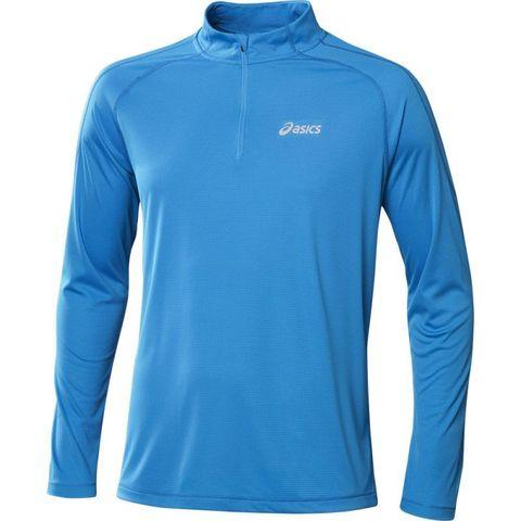 Рубашка для бега Asics Ls 1/2 Zip Top мужская