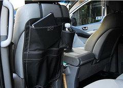Защита спинки переднего сиденья с доп.карманами EH-157