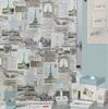 Стакан для зубной пасты Travelers Journal от Creative Bath