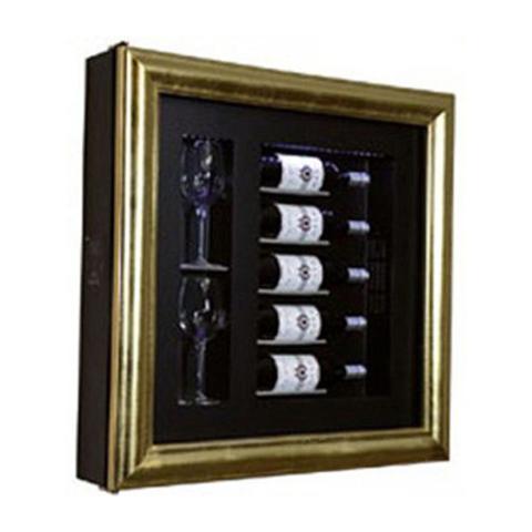 Винная настенная витрина IP Industrie QV52-N3151B