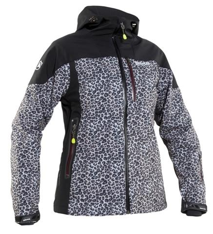 Горнолыжная Куртка 8848 Altitude Teksas женская Leopard