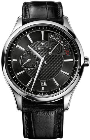 Купить Наручные часы Zenith 03.2120.685/22.C493 Captain по доступной цене