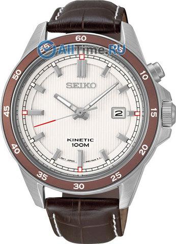 Купить Мужские японские наручные часы Seiko SKA645P1 по доступной цене
