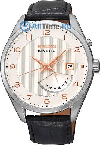 Купить Мужские японские наручные часы Seiko SRN049P1 по доступной цене