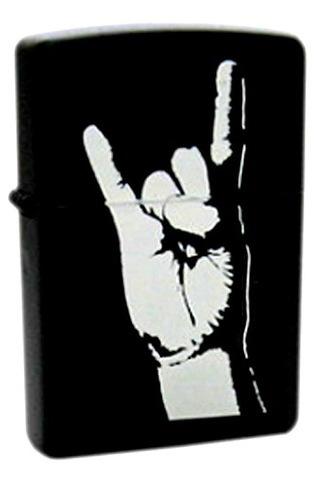 Зажигалка Zippo Rock On (218)