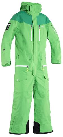 Комбинезон горнолыжный 8848 Altitude Krisst Neon Green унисекс