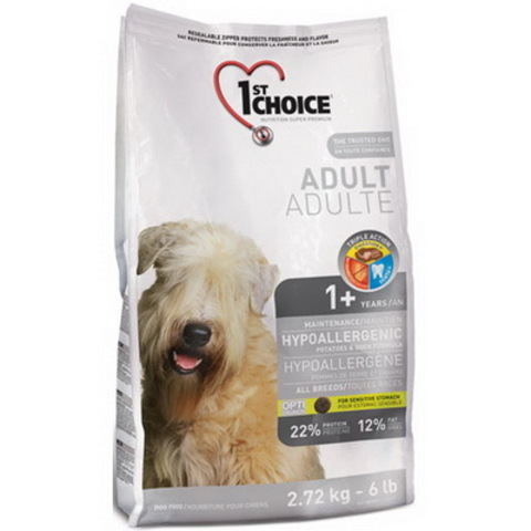 1st Choice Adult Dog Hypoallergenic