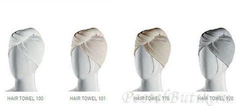 Полотенце для волос 70x20 Abyss & Habidecor Spa Уник коричневое