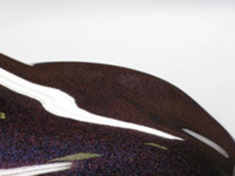 Краска Star Dust блестки Violet / Фиолетовый 100/200 мкр 50 гр