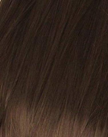 Накладка из натуральных волос Magic Strands -Оттенок -2А-горький шоколад-длина 38 см