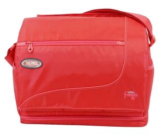 Сумка-холодильник (термосумка) Foogo Large Diaper Sporty Bag (красная)