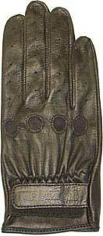 Перчатки водительские Horseshoe L2-BK