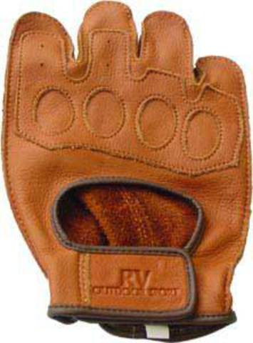 Перчатки водительские Horseshoe Half RV-30