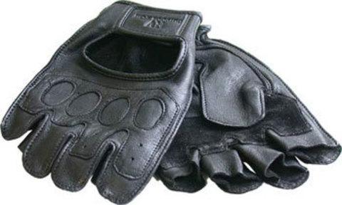 Перчатки водительские Horseshoe Half RV-33