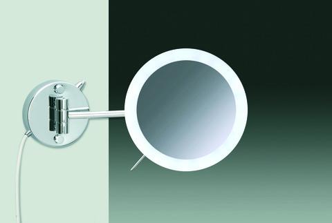 Элитное зеркало косметическое 99654/1CR 5XD от Windisch