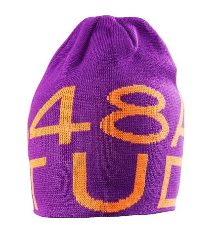 """Шапочка горнолыжная 8848 ALTITUDE """"DOWNTOWN"""" Purple"""