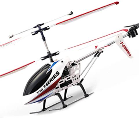 Радиоуправляемый вертолет MJX Shuttle T10 с гироскопом (код: T10)