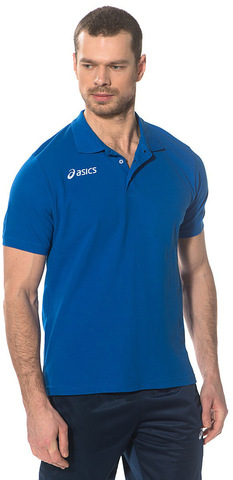 Поло Asics Oscar Polo Blue