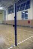Стойки волейбольные универсальные со стаканами (комплект)