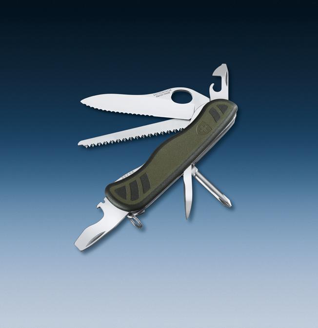 Швейцарский нож Victorinox Soldiers Knife (0.8461.MWCH)