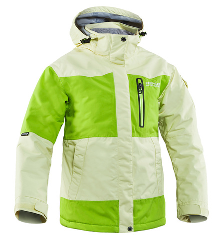 Куртка горнолыжная детская 8848 Altitude «MILLY» Vanilla