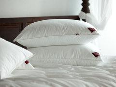 Элитная подушка антиаллергенная Non-Allergenic Premium белая от German Grass