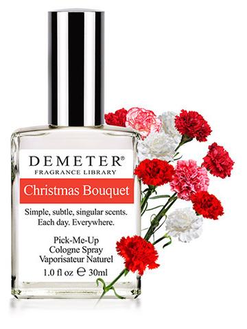 Духи «Рождественский букет» от Demeter