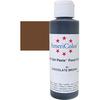 Краска краситель гелевый CHOCOLATE BROWN, 127 гр