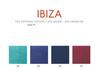 Элитное полотенце пляжное Ibiza Blue Night от Abyss & Habidecor